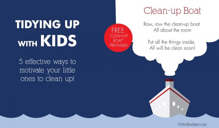 Today Sariah is sharing 5 tips to make tidying up with kids less miserable for e...