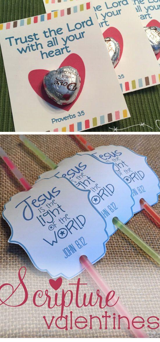 Diy Valentines Day Biblical Valentines Crafts Diy Valentines