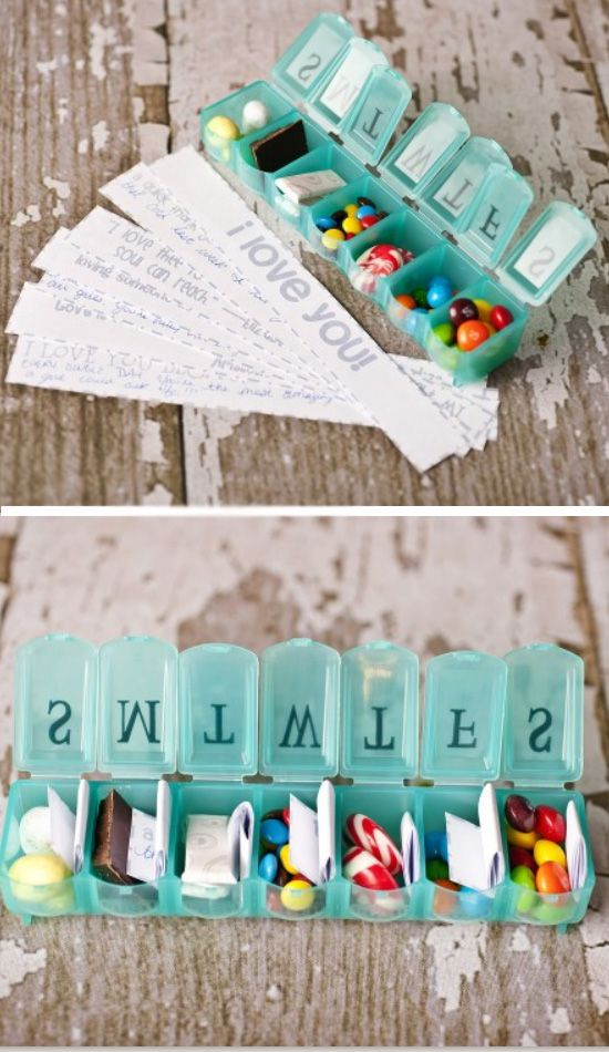 Diy Valentines Day Seven Days Of Love Click Pic For 38 Diy