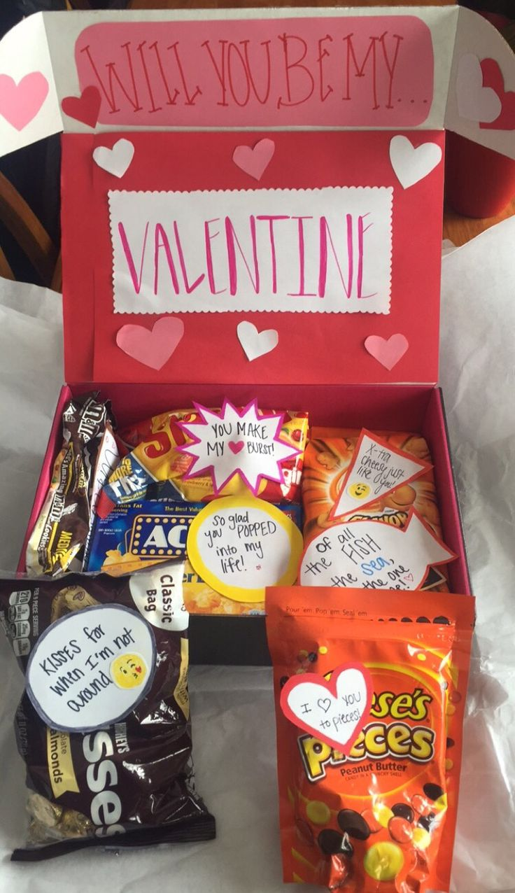 Simple DIY Valentine's Day gift for him or her #valentinesday #diy