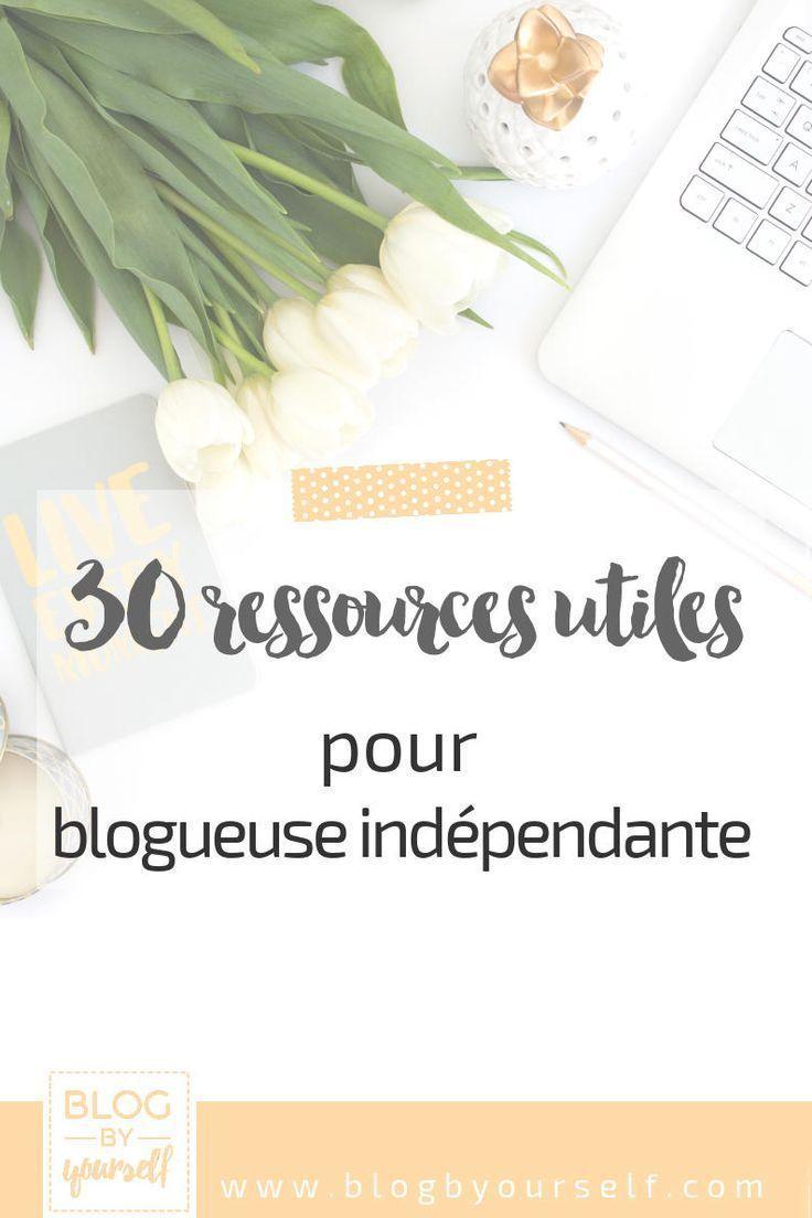 Liste de ressources utiles pour bloguer efficacement : gagner du temps et être ...
