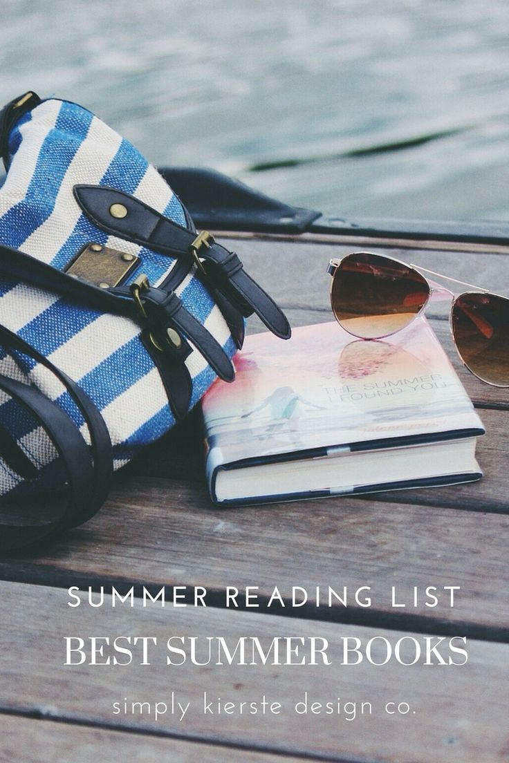 Best Summer Books -- Summer Reading List - A collection of 10 great summer books...