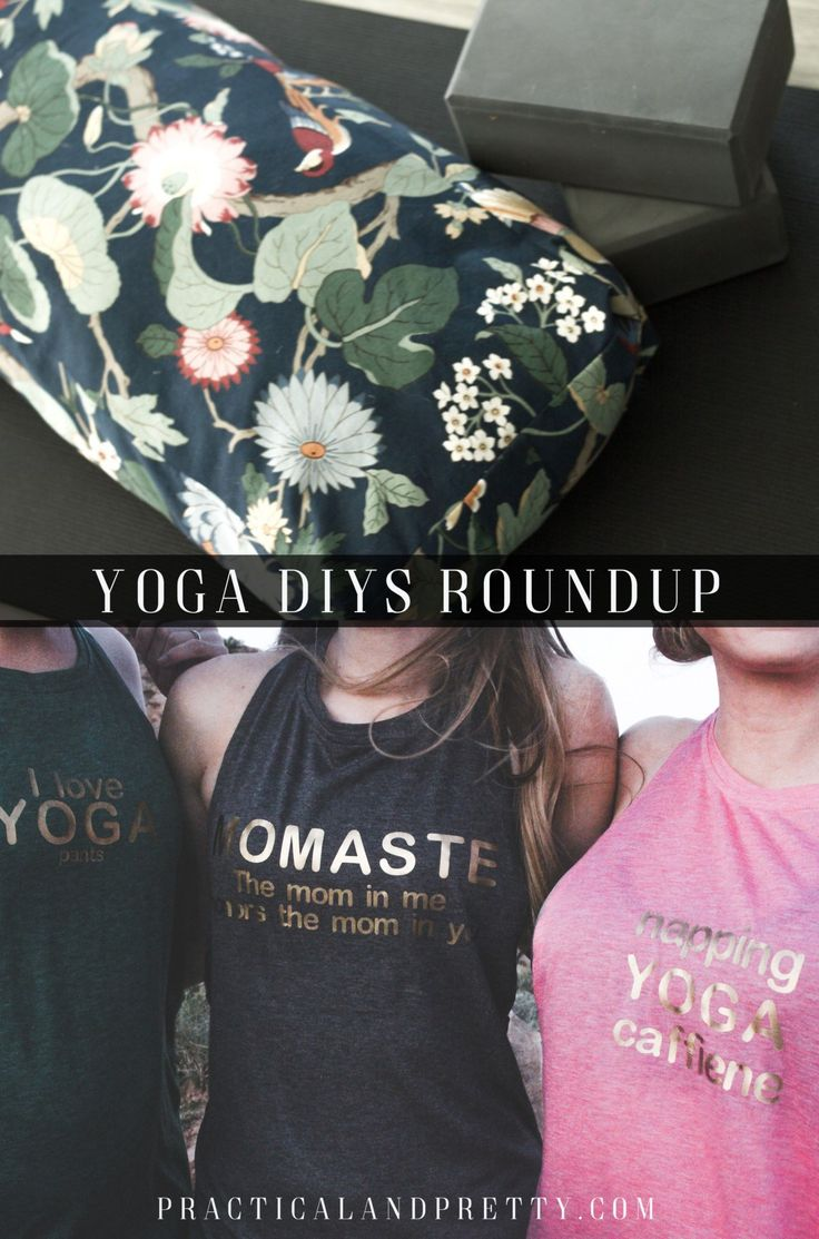 I've put together a few of my very favorite yoga DIYs. Everything from somet...