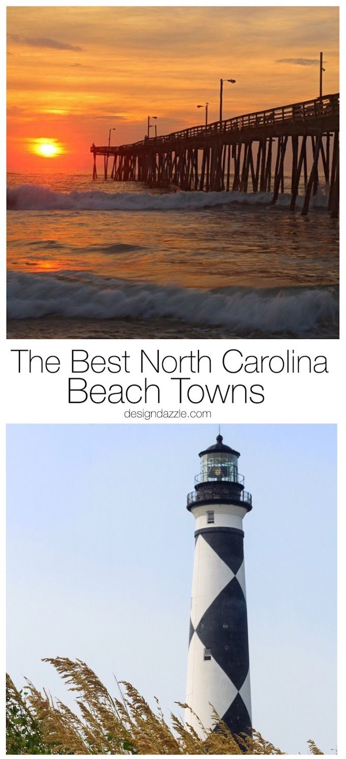 There is something magical about the beaches in North Carolina. It could be the ...