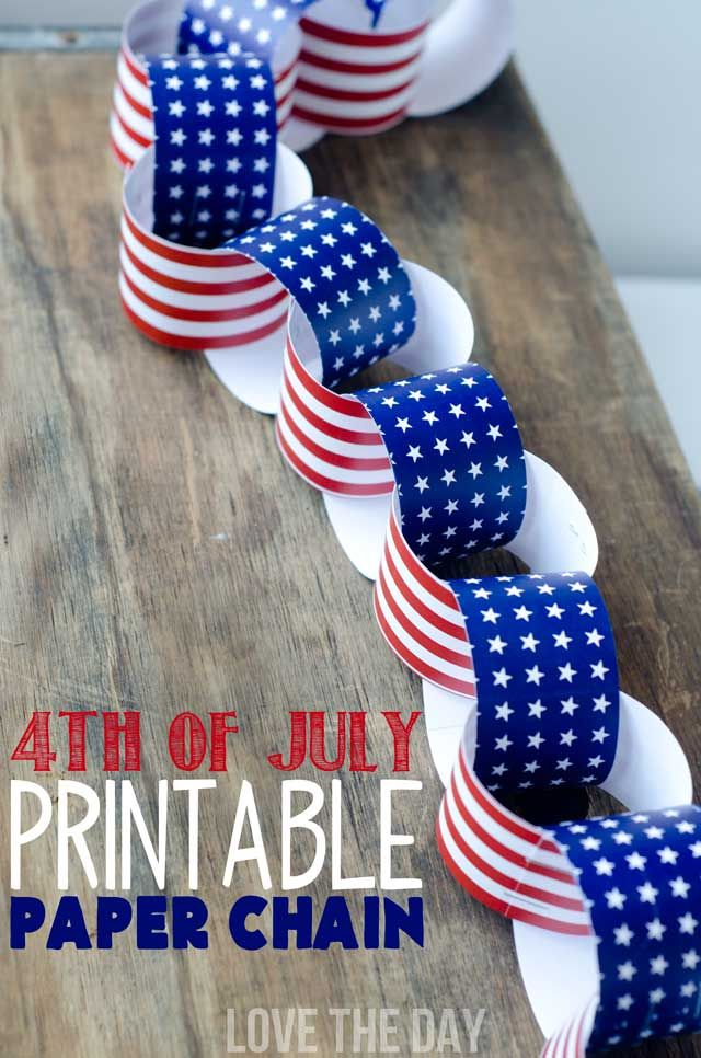 These 10 4th of July kids crafts are fun for all ages and full of our favorite c...