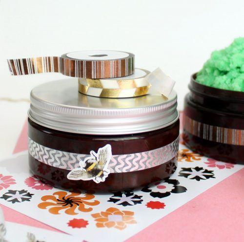 Moisturizing Sugar Scrub Recipe for Dry Skin. This moisturizing sugar scrub reci...