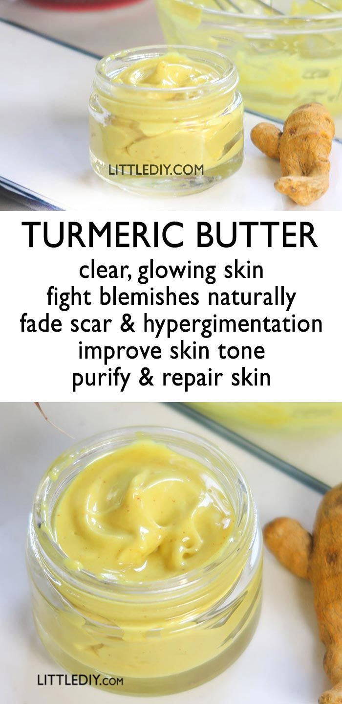 TURMERIC BUTTER RECIPE