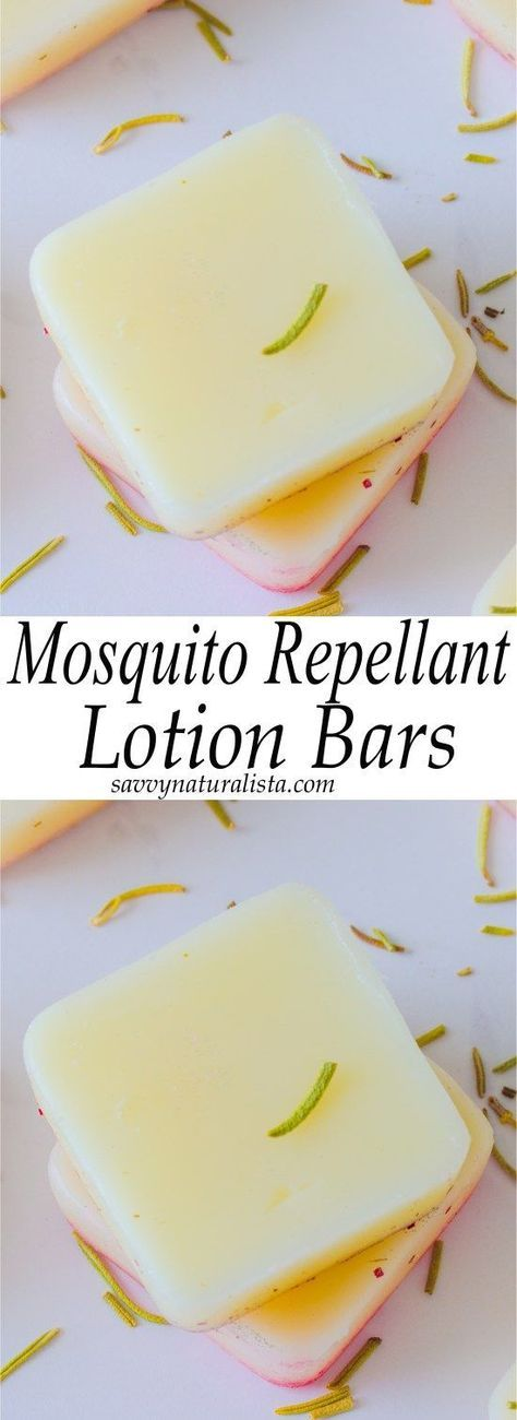 Best bath and beauty products are easy insect repellent lotion bars that are und...