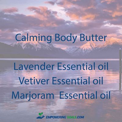How To Make Body Butter Less Greasy With Essential Oils. Make this smooth and si...