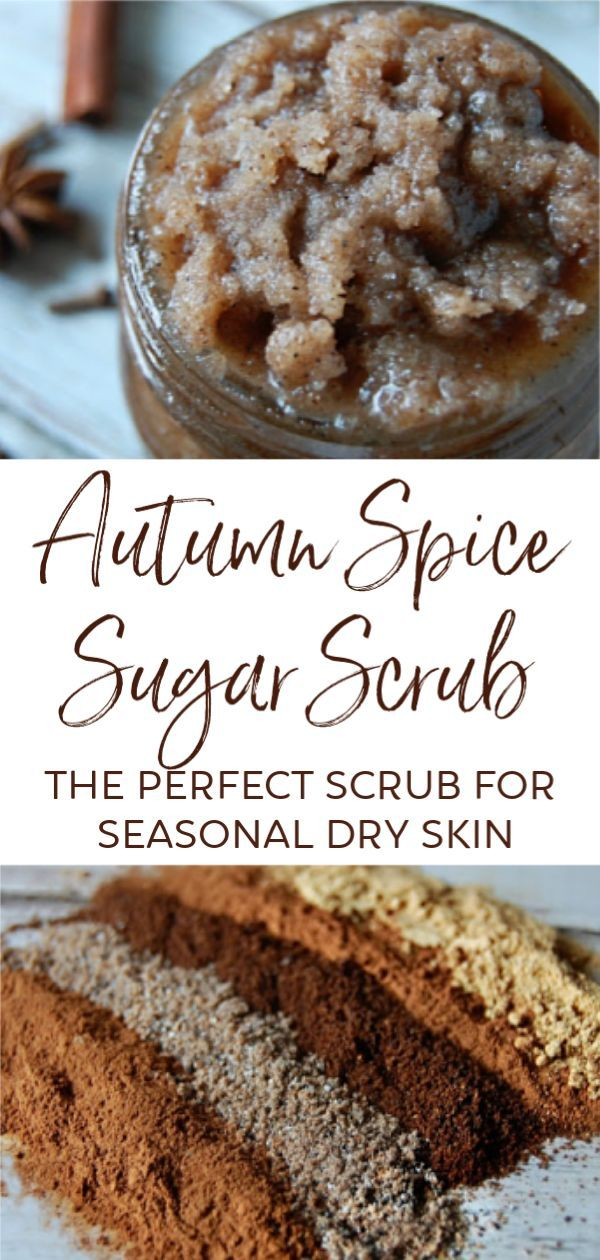 Chai Spice Sugar Scrub