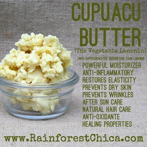 Cheat Sheet - Cupuacu Butter