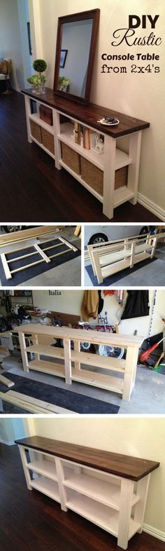 20 Easy DIY 2x4 Wood Projects You Can Make Even from Scrap