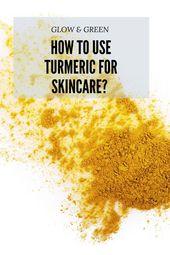 Turmeric Clean Beauty Staples