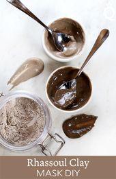 Rhassoul Clay Mask DIY - Soap Queen