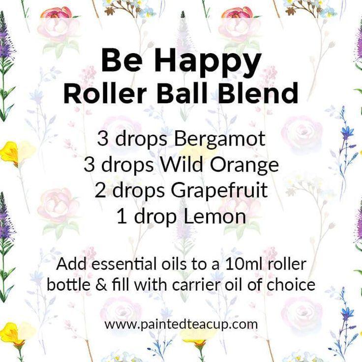 5 Bergamot Roller Bottle Blends for a New Year