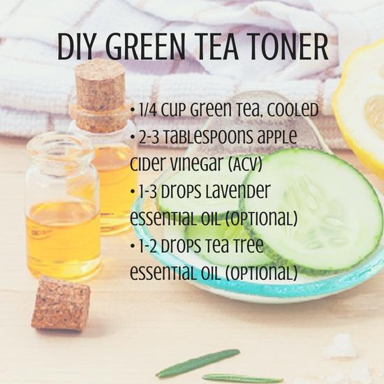 DIY Green Tea Face Toner Recipe - Real Beauty - Mother Earth Living